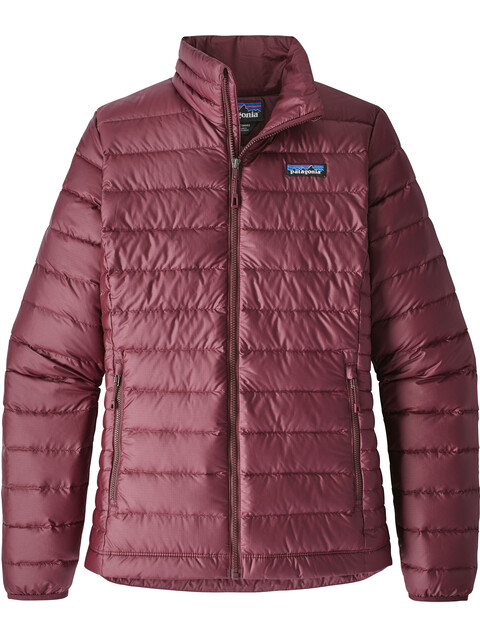 Patagonia W's Down Sweater Dark Currant